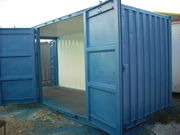 CONTAINERS WITH SIDE DOORS