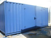 16FT SIDE DOOR CONTAINERS SECOND HAND
