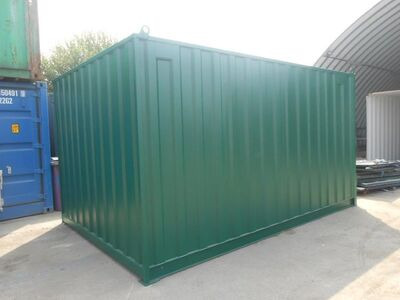 STORAGE CONTAINERS 10ft wide x 15ft long STC02