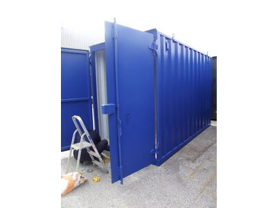 STORAGE CONTAINERS New build 6ft wide x 12ft long STC06