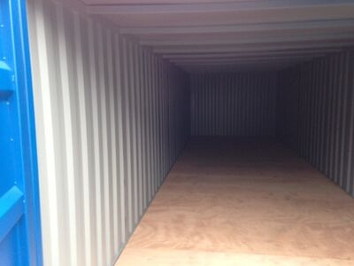 STORAGE CONTAINERS 30ft x 9ft New Build STC09