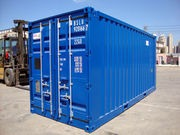 20FT NEW SHIPPING CONTAINERS
