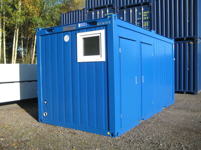 TOILET CABINS 16ft toilet cabin 28921