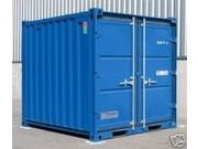 10FT NEW BUILD CONTAINERS