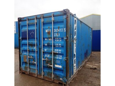 SHIPPING CONTAINERS 20ft ISO 36413