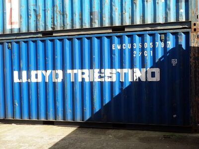 SHIPPING CONTAINERS 20ft ISO 35982