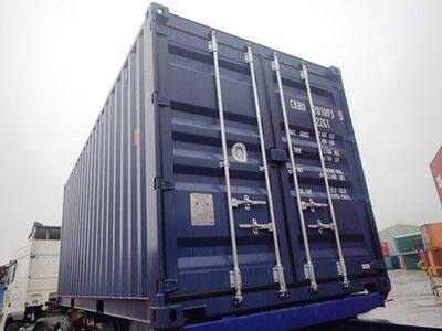 SHIPPING CONTAINERS 20ft ISO 38181