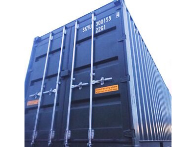 SHIPPING CONTAINERS 20ft ISO 38177