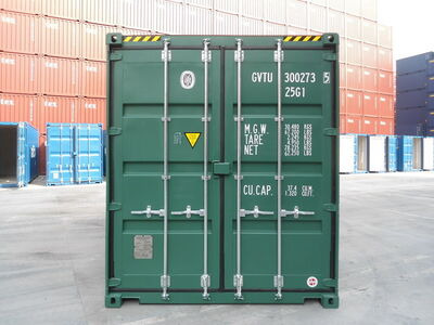 SHIPPING CONTAINERS 15ft high cube S2 23066
