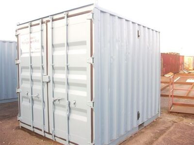 SHIPPING CONTAINERS 13ft S2 40551