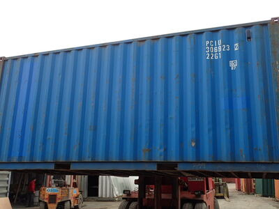 SHIPPING CONTAINERS 20ft ISO 35677