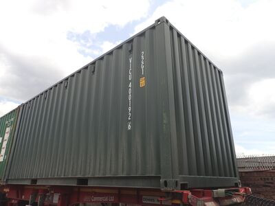 SHIPPING CONTAINERS 20ft ISO 30820