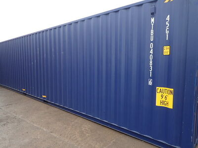 SHIPPING CONTAINERS 40ft original 27114