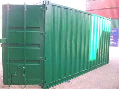 SHIPPING CONTAINERS 18ft S2 doors 30183