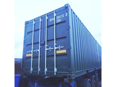 SHIPPING CONTAINERS 20ft ISO 36687