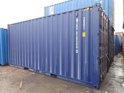 SHIPPING CONTAINERS 20ft high cube MTBU0205983
