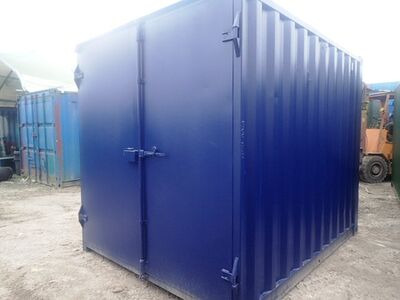 SHIPPING CONTAINERS 10ft S1 ply lined