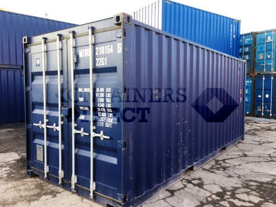 SHIPPING CONTAINERS 20ft ISO 38554