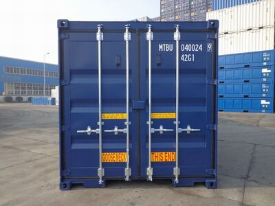 SHIPPING CONTAINERS Southampton 20ft Tunnel-tainer SC47