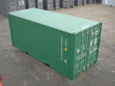 SHIPPING CONTAINERS 20ft full spec SC50