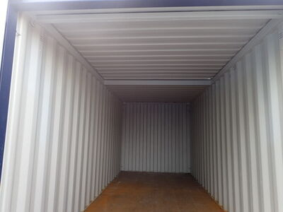 SHIPPING CONTAINERS New 20ft with sliding roof