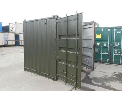SHIPPING CONTAINERS 7ft length