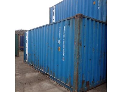 SHIPPING CONTAINERS 20ft original 36410