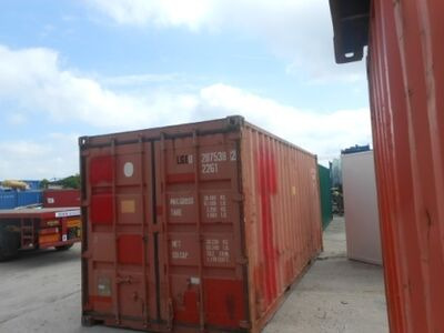 SHIPPING CONTAINERS 20ft original 36415