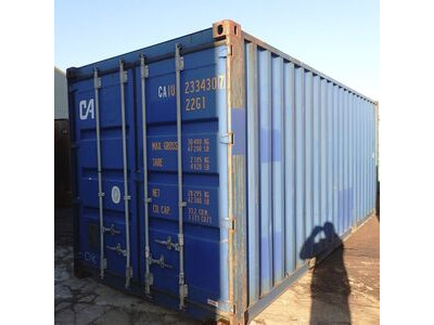 SHIPPING CONTAINERS 20ft original 35332