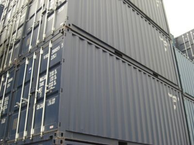 SHIPPING CONTAINERS ISO 20ft - 3182