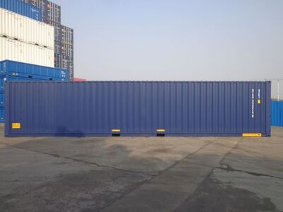 SHIPPING CONTAINERS 40ft ISO 30086