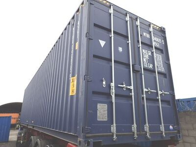 SHIPPING CONTAINERS 20ft ISO 38172