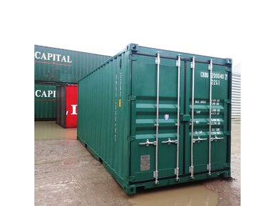 SHIPPING CONTAINERS 20ft original 38546