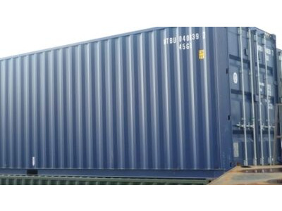 SHIPPING CONTAINERS 40ft ISO 30082