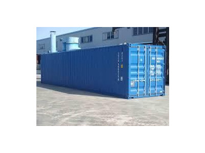 SHIPPING CONTAINERS 40ft ISO blue 21816