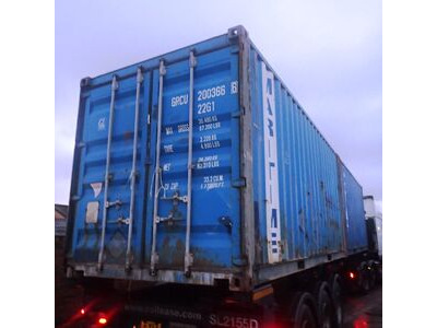 SHIPPING CONTAINERS 20ft original doors 36427