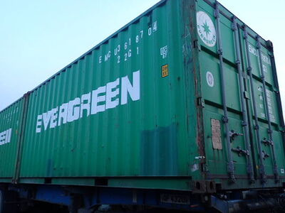 SHIPPING CONTAINERS 20ft ISO 28983