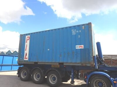 SHIPPING CONTAINERS 20ft ISO PCIU3021100
