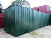 30ft Shipping Container - New
