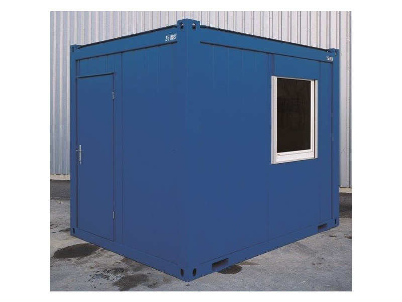 SELF ASSEMBLY SITE OFFICES 10ft CXO cabin office click to zoom image