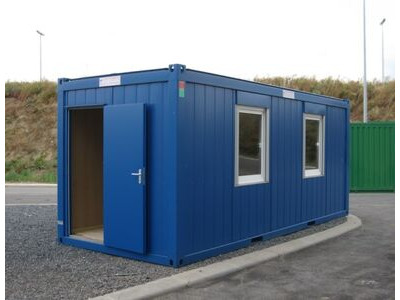 SELF ASSEMBLY SITE OFFICES 20ft CXO cabin office