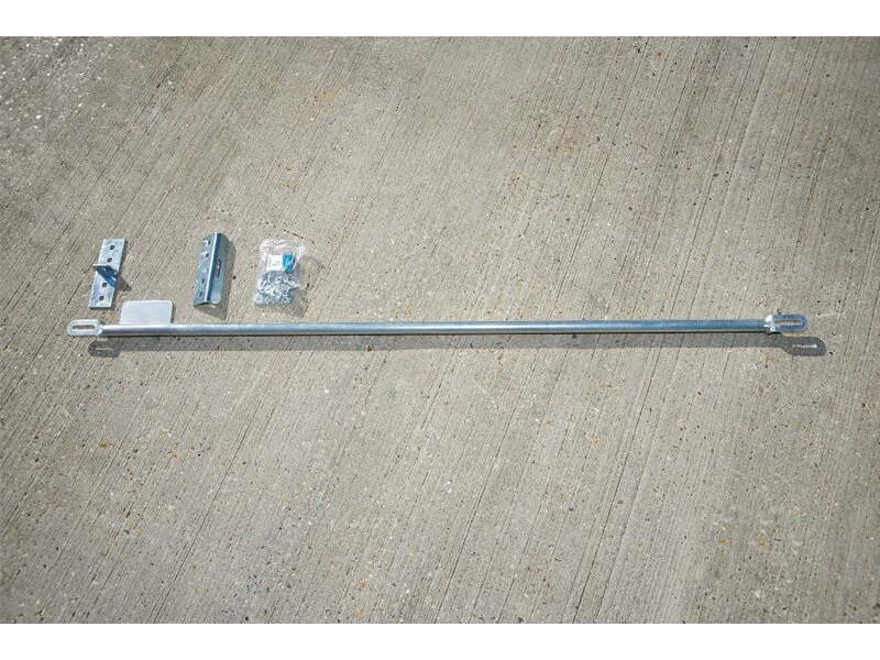 Expandastore Optional Extras Locking bar with padlock click to zoom image