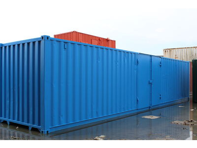 Storage Containers For Sale 40ft Side Doors Manchester