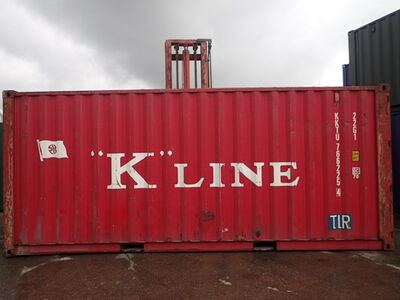 Storage Containers For Sale 20ft SG grade