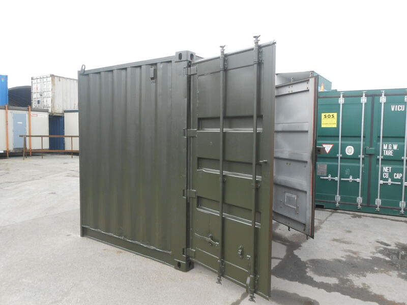 Storage Containers For Sale 5ft S2 doors click to zoom image