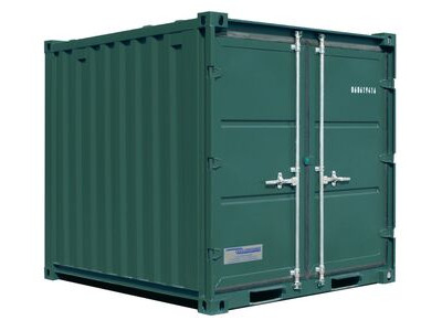 STORAGE CONTAINERS CTX08 8ft Store