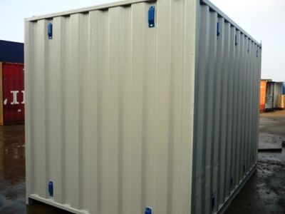 STORAGE CONTAINERS 10ft Extra ISO Vents click to zoom image