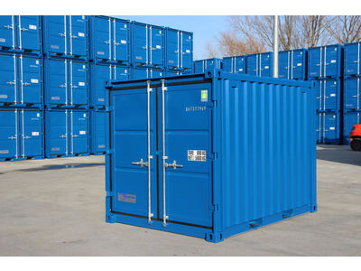 SHIPPING CONTAINERS 8ft steel store CX08 30006