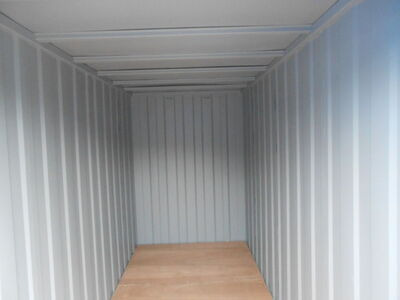 STORAGE CONTAINERS New build 7ft wide x 15ft long SLM715 click to zoom image