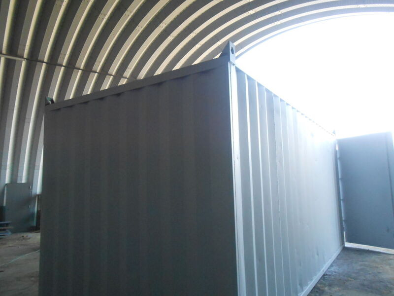 STORAGE CONTAINERS 10ft wide x 32ft long STC1032 click to zoom image